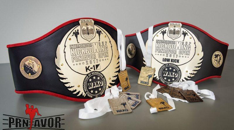 "Održan Internacionalni kickboxing KUP ""Prnjavor Open 2017"""