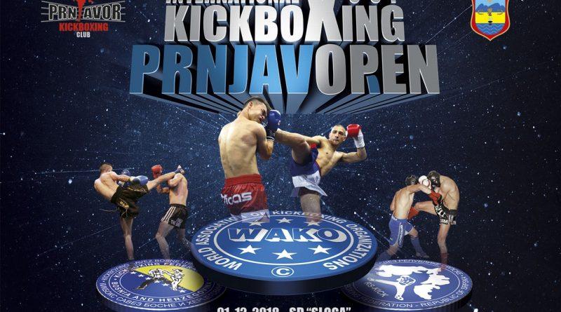 "Internacionalni Cup ""Prnjavor Open 2018."""