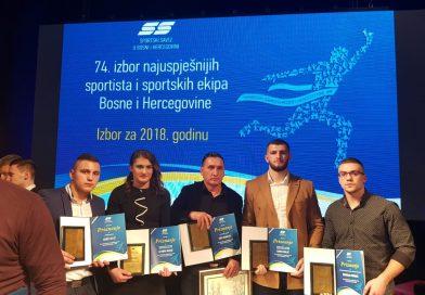 Najbolji sportisti Bosne i Hercegovine u 2018. godini