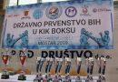 Održano Prvenstvo Bosne i Hercegovine u kickboxingu – Mostar 2019.
