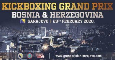 """Grand Prix BiH 2020"""