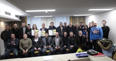 Održana Skupština Kickboxing saveza Bosne i Hercegovine