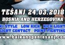 "Međunarodni otvoreni KUP ""Balkan Open 2017."" – Tešanj"