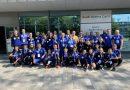 Rezultati reprezentacije na Evropskog prvenstva u mađarskom Gyoru